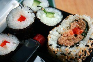 M&S Sushi